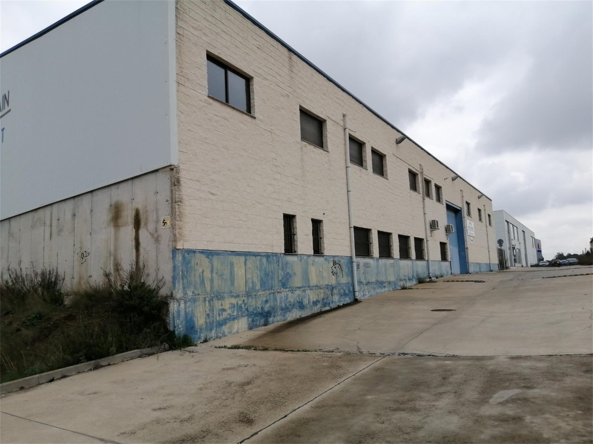 Nave industrial de alquiler en Zaratán (Zaratán, Valladolid)