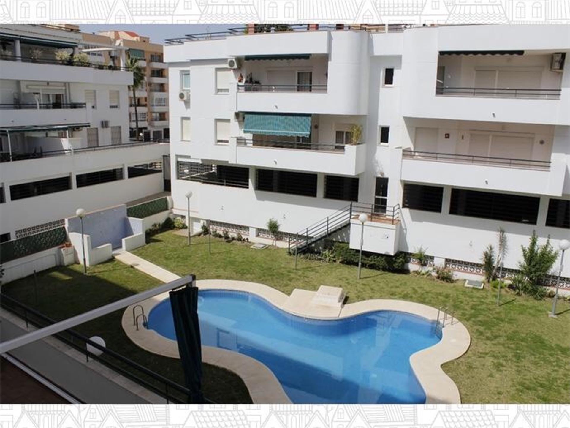 """Piso de alquiler en Calle Infantes """"residencial Aifos"""", 64, Poniente - Faro (Torre del Mar, Málaga)"""