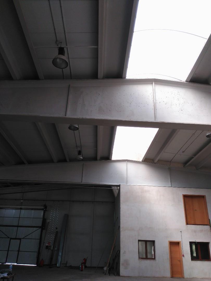 Nave industrial de alquiler en Avenida Blanca, 40, Íscar (Íscar, Valladolid)