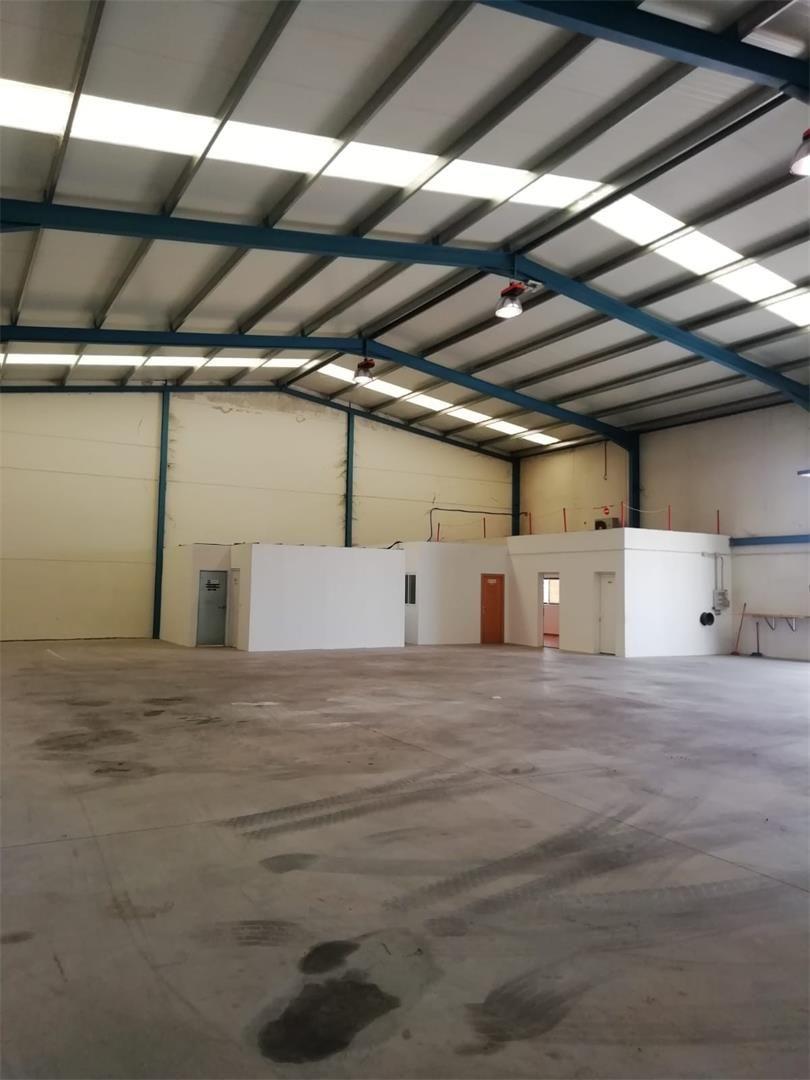 Nave industrial de alquiler en Villanubla (Villanubla, Valladolid)