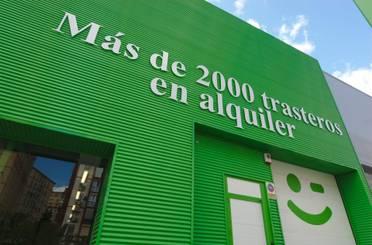 Trastero de alquiler en Avenida Juan XXIII, 25, Málaga Capital