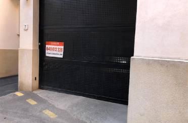 Garaje en venta en Centre