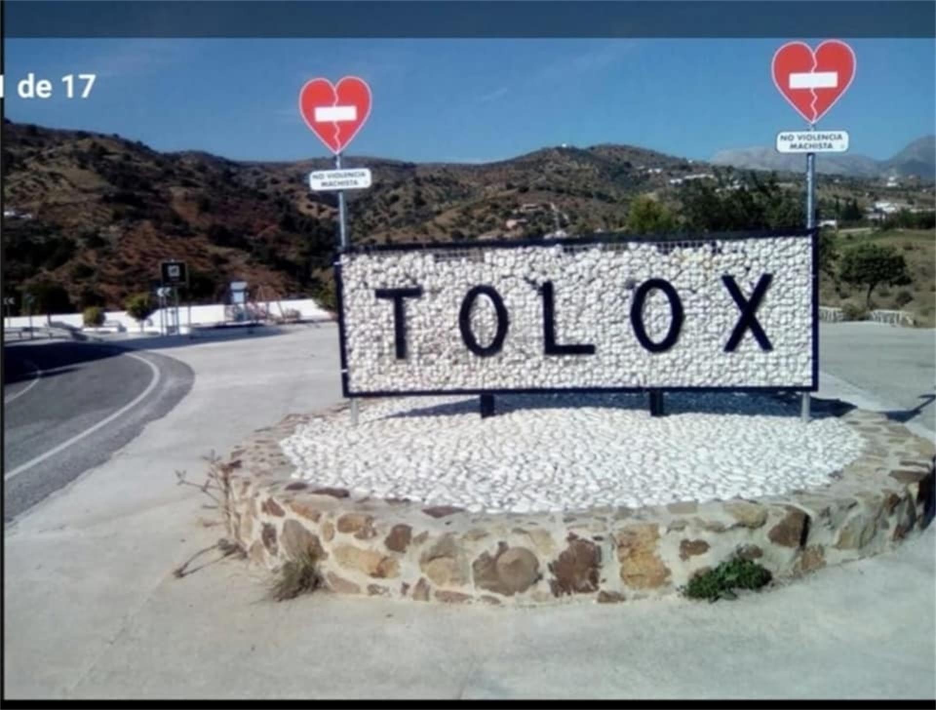 Piso de alquiler en Avenida San Roque, 27, Tolox (Tolox, Málaga)