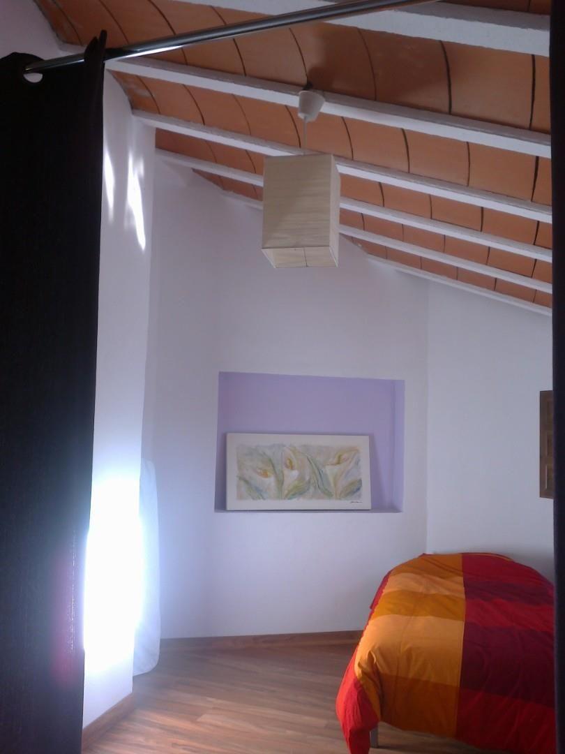 Casa adosada de alquiler en Calle Carretera, Arenas (Arenas, Málaga)