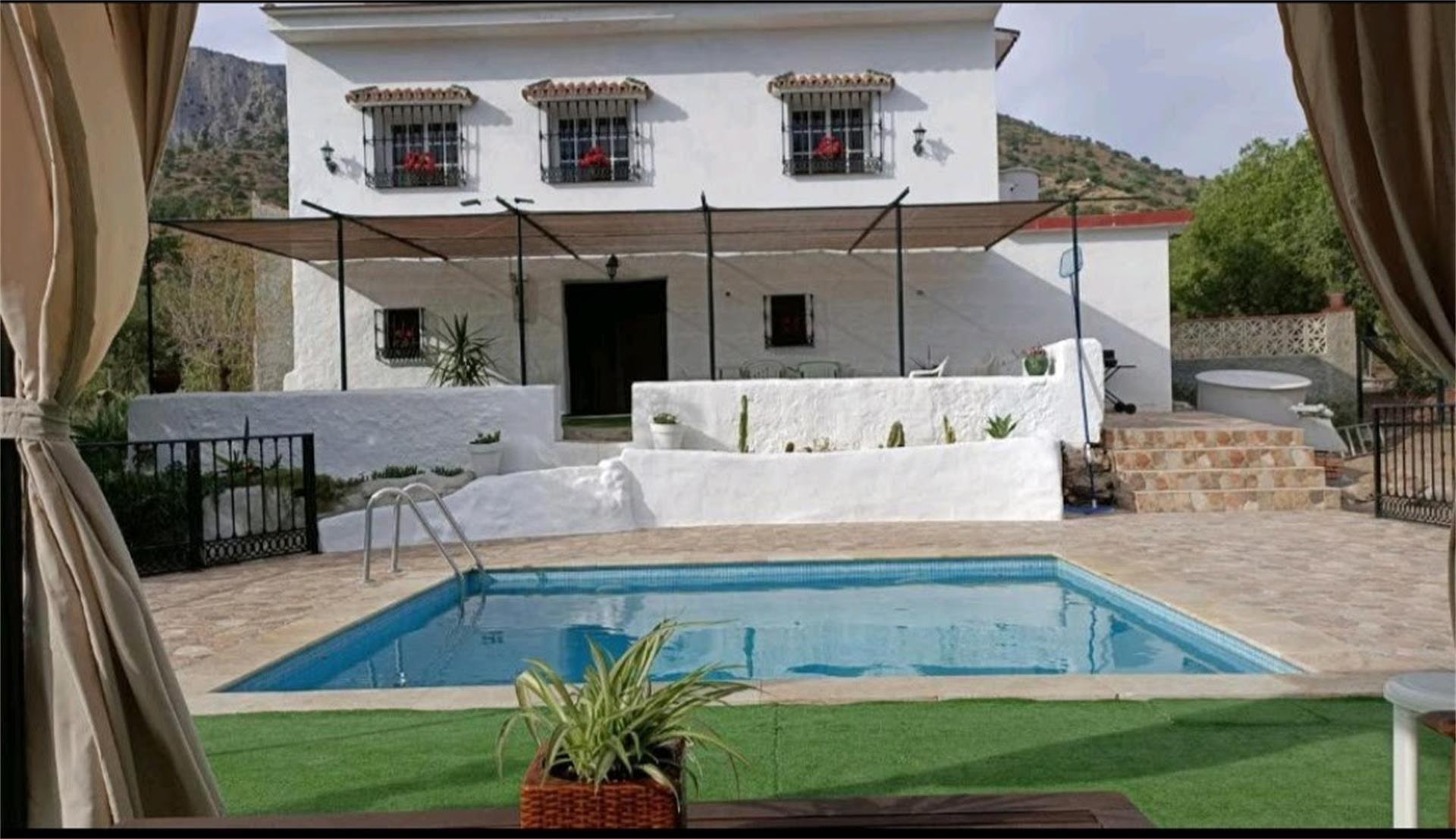 Finca rústica de alquiler en Calle el Chorro, 5, Álora (Álora, Málaga)