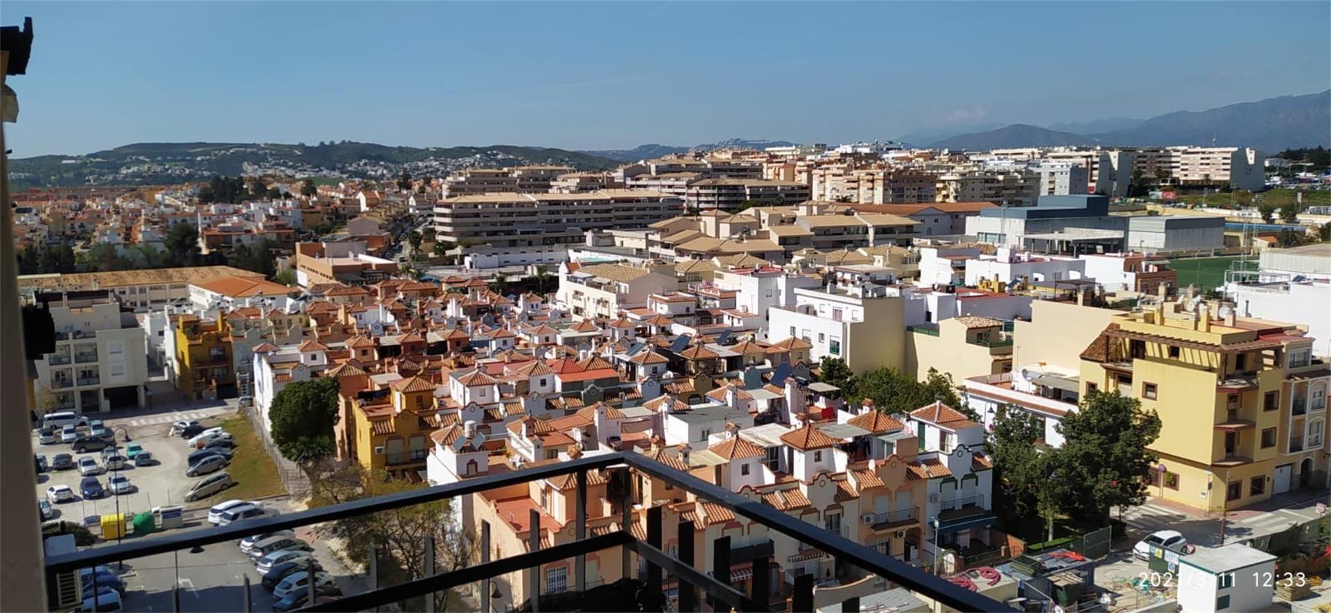 Piso de alquiler en Calle Encina, 2, Los Árboles (Las Lagunas de Mijas, Málaga)