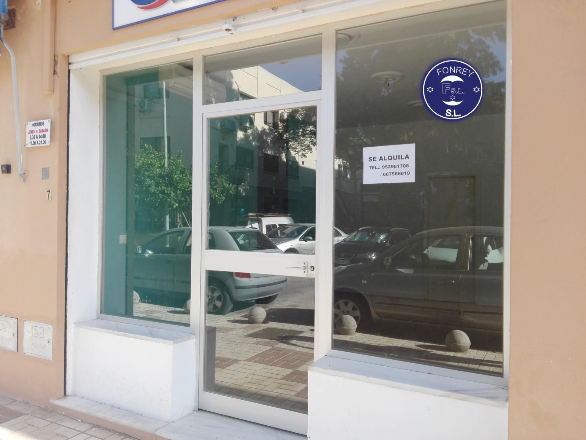 Local de alquiler en Avenida de la Constitución, 19, Arroyo de la Miel (Benalmádena, Málaga)