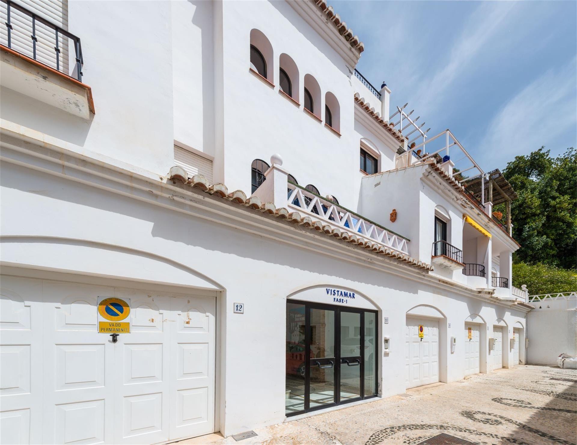 Piso de alquiler en Calle D. Luis de Requesens, Frigiliana (Frigiliana, Málaga)