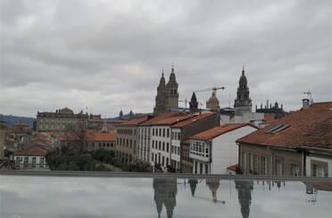 Ático de alquiler en Rúa de Entrecercas, 11, Casco Histórico