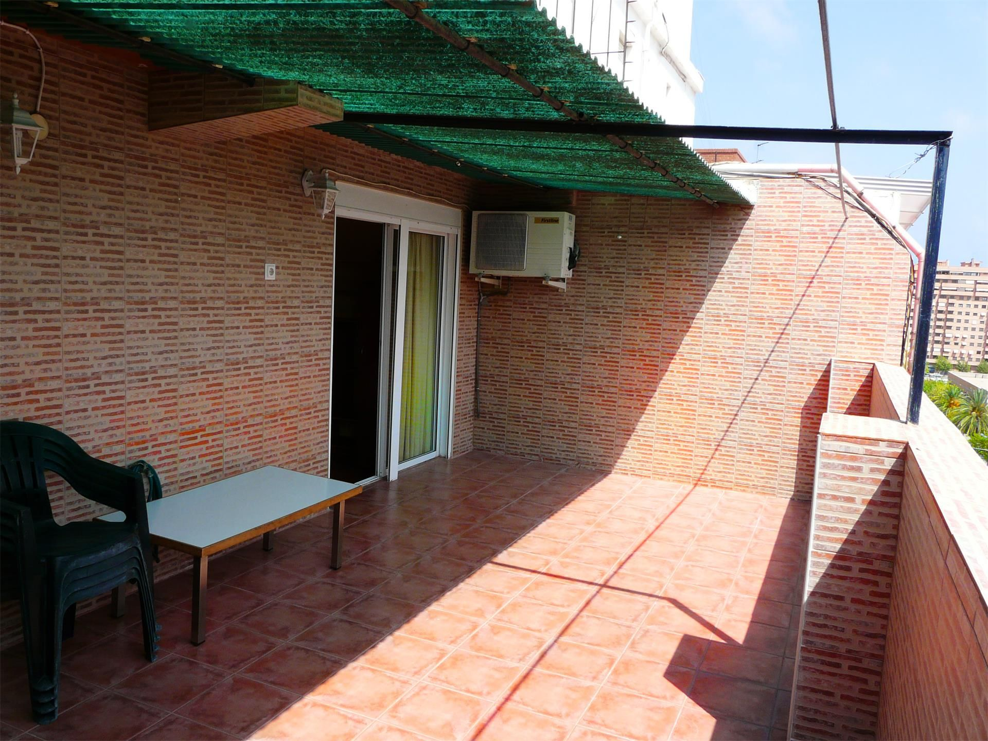 Ático de alquiler en Avenida de Baleares, 39, Penya - Roja - Avda. Francia (Viana de Cega, Valladolid)