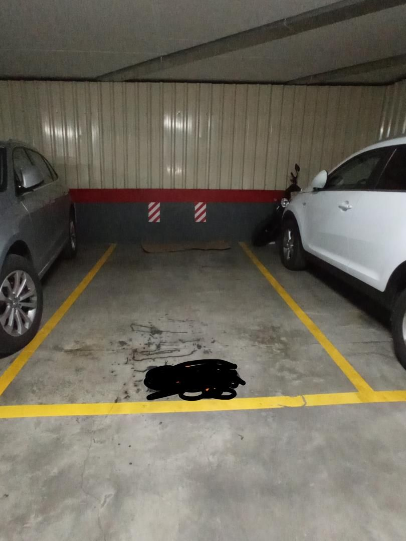Garaje de alquiler en Calle Fernández Fermina, La Unión - Cruz de Humilladero - Los Tilos (Málaga, Málaga)