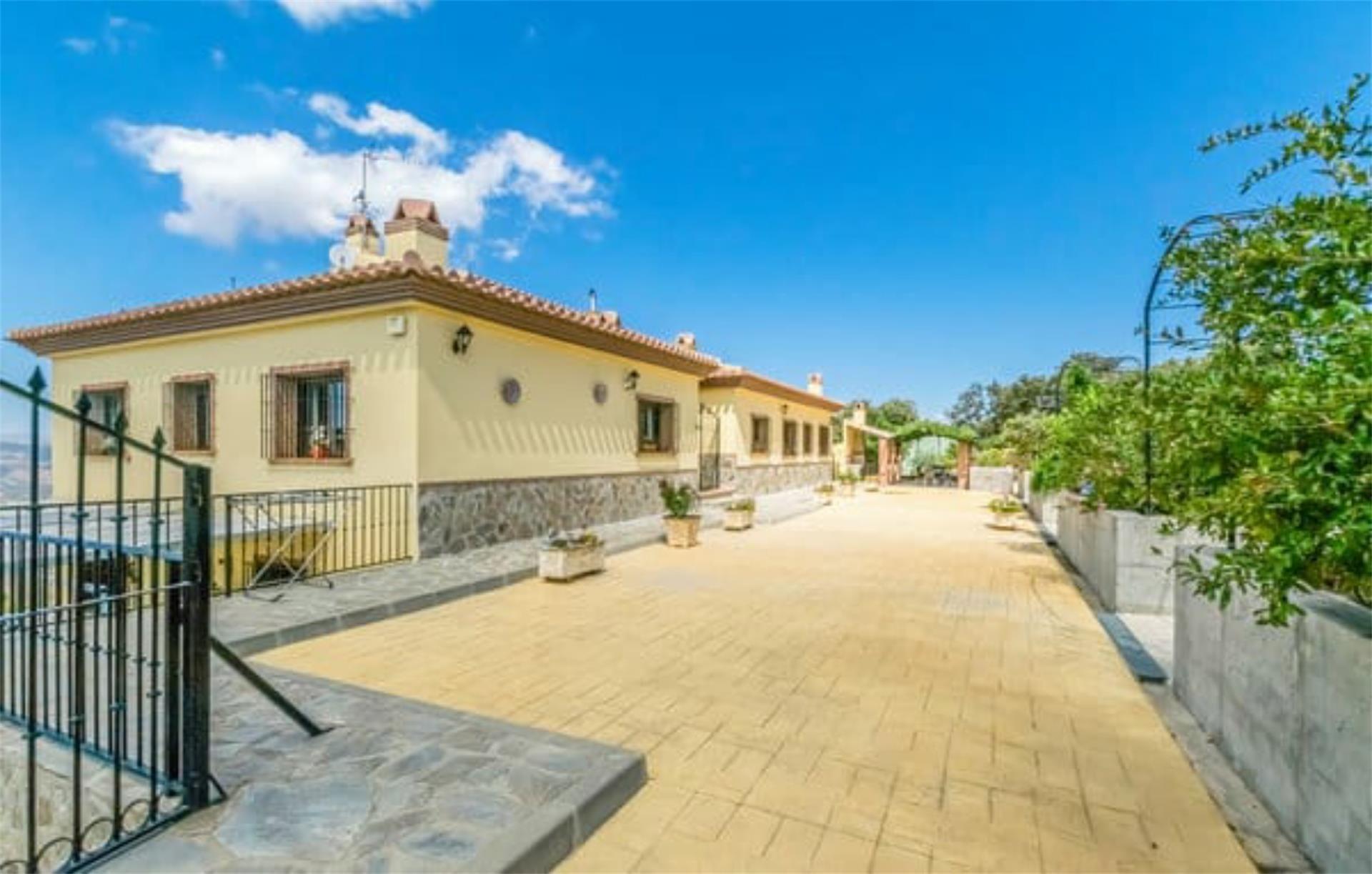 Finca rústica de alquiler en Casabermeja (Casabermeja, Málaga)
