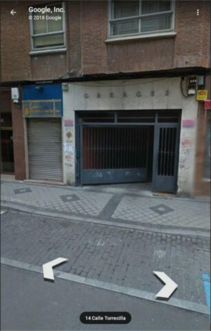 Garaje de alquiler en Plaza Torrecilla, Rueda (Rueda, Valladolid)
