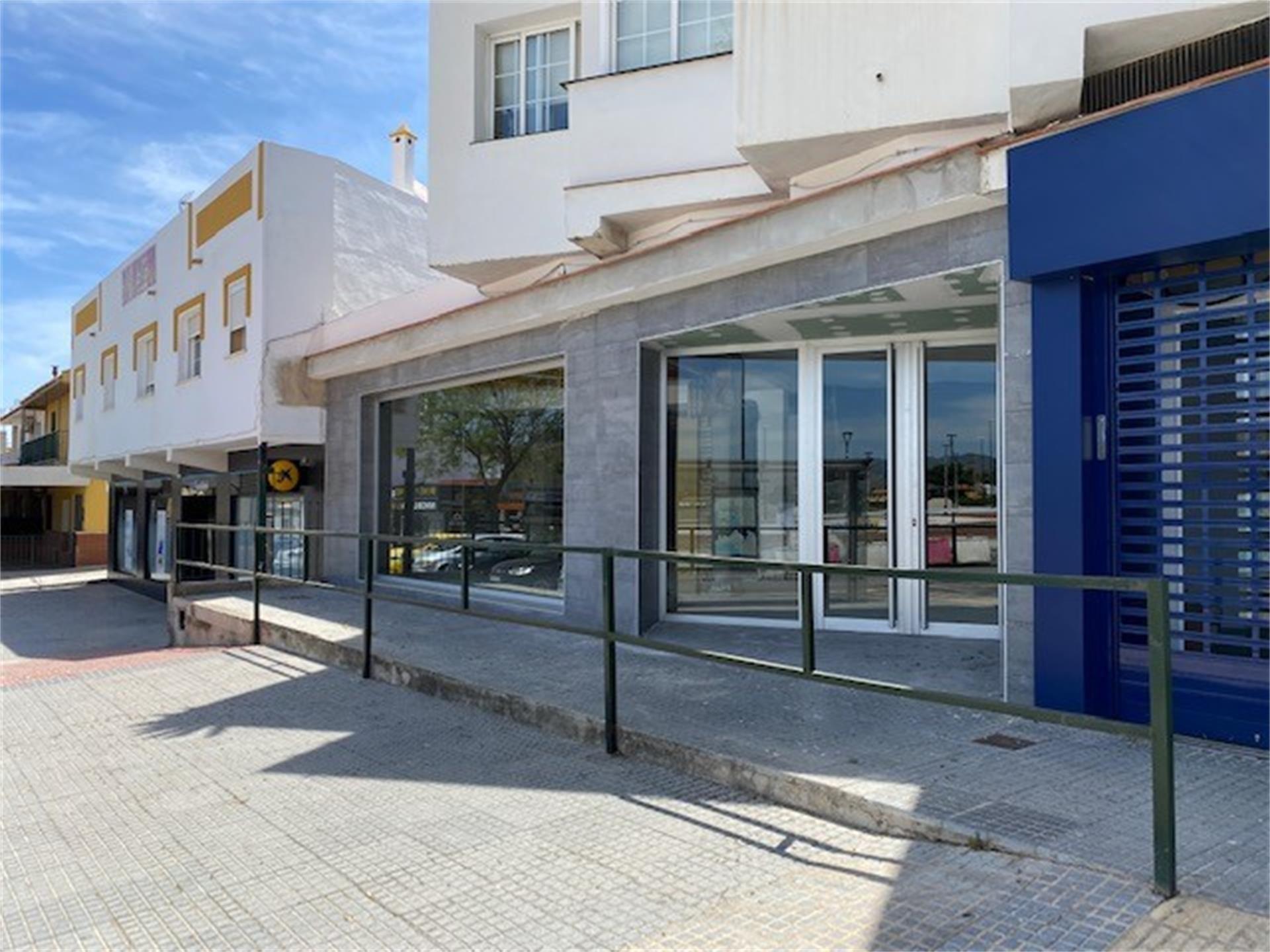 Local de alquiler en Calle José Calderón, 157, Campanillas (Málaga, Málaga)
