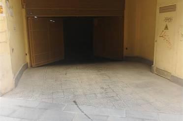Garaje de alquiler en Calle Fatxo, Elche / Elx