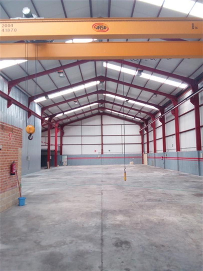 Nave industrial de alquiler en Olmedo (Olmedo, Valladolid)