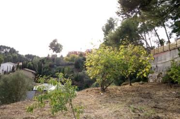 Grundstücke zum verkauf in Ronda Montmany, Pallejà