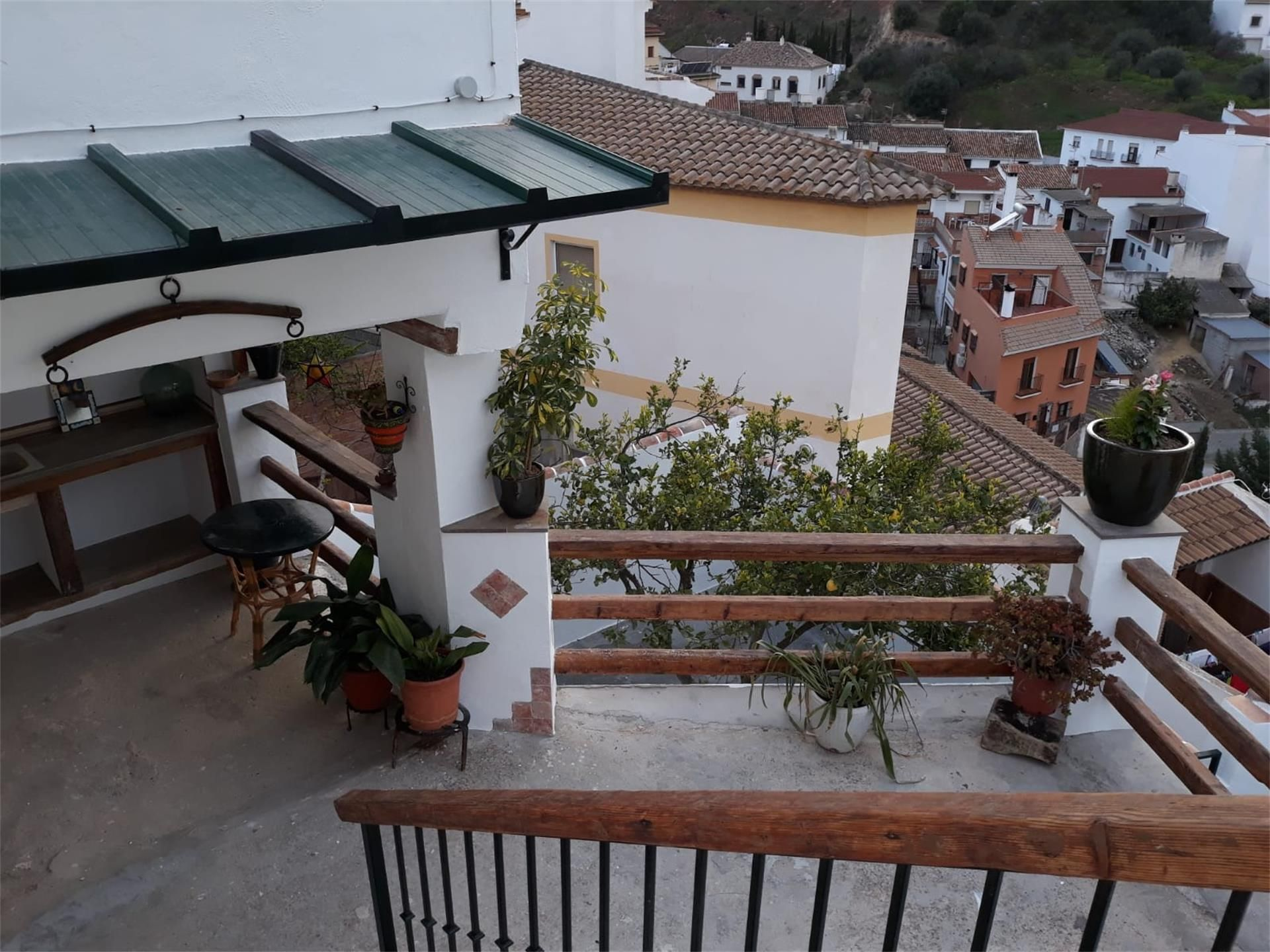 Planta baja de alquiler en Calle Camacha, 14, Casabermeja (Casabermeja, Málaga)