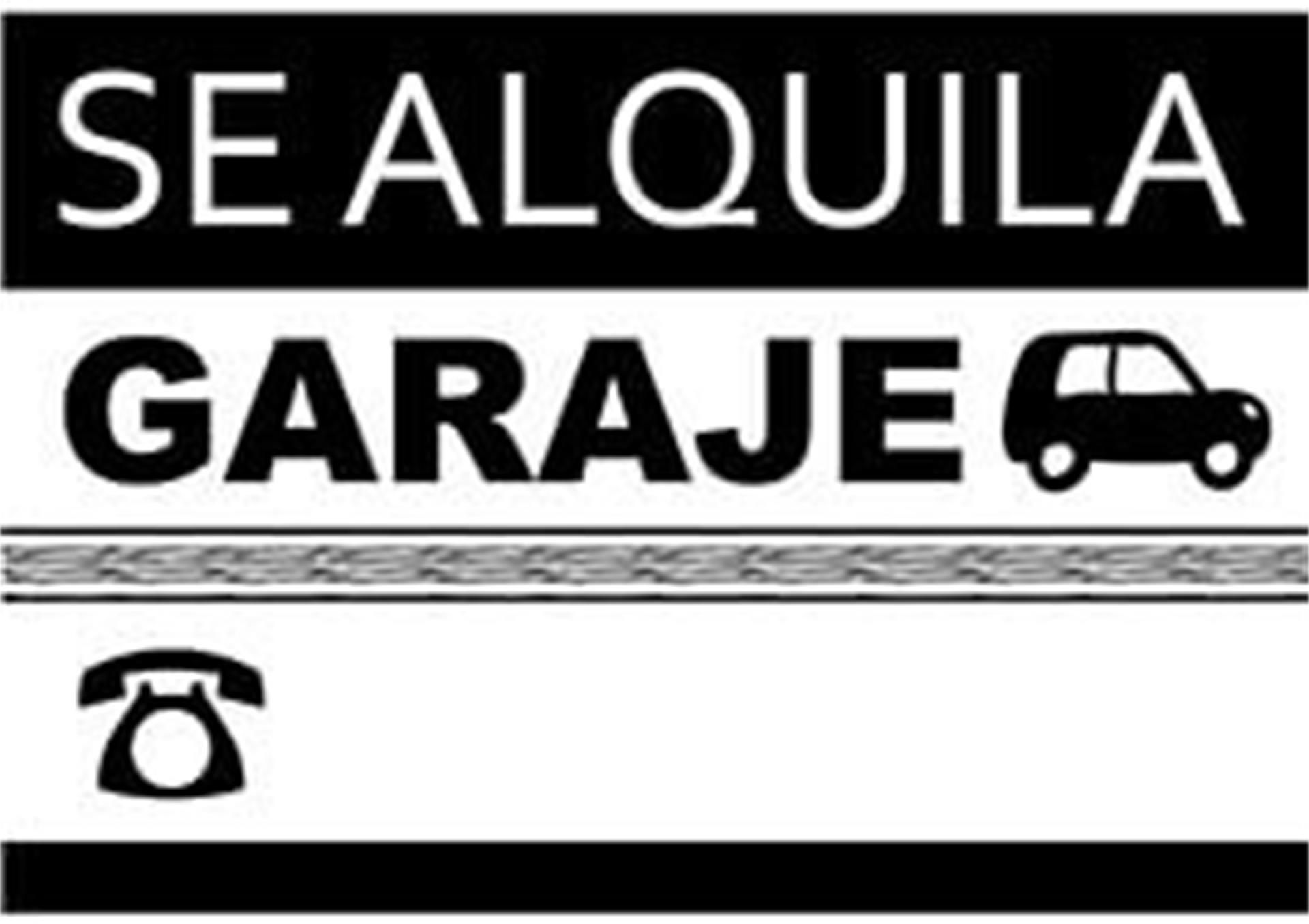 Garaje de alquiler en Calle Virgen de la Paz, Ronda (Ronda, Málaga)