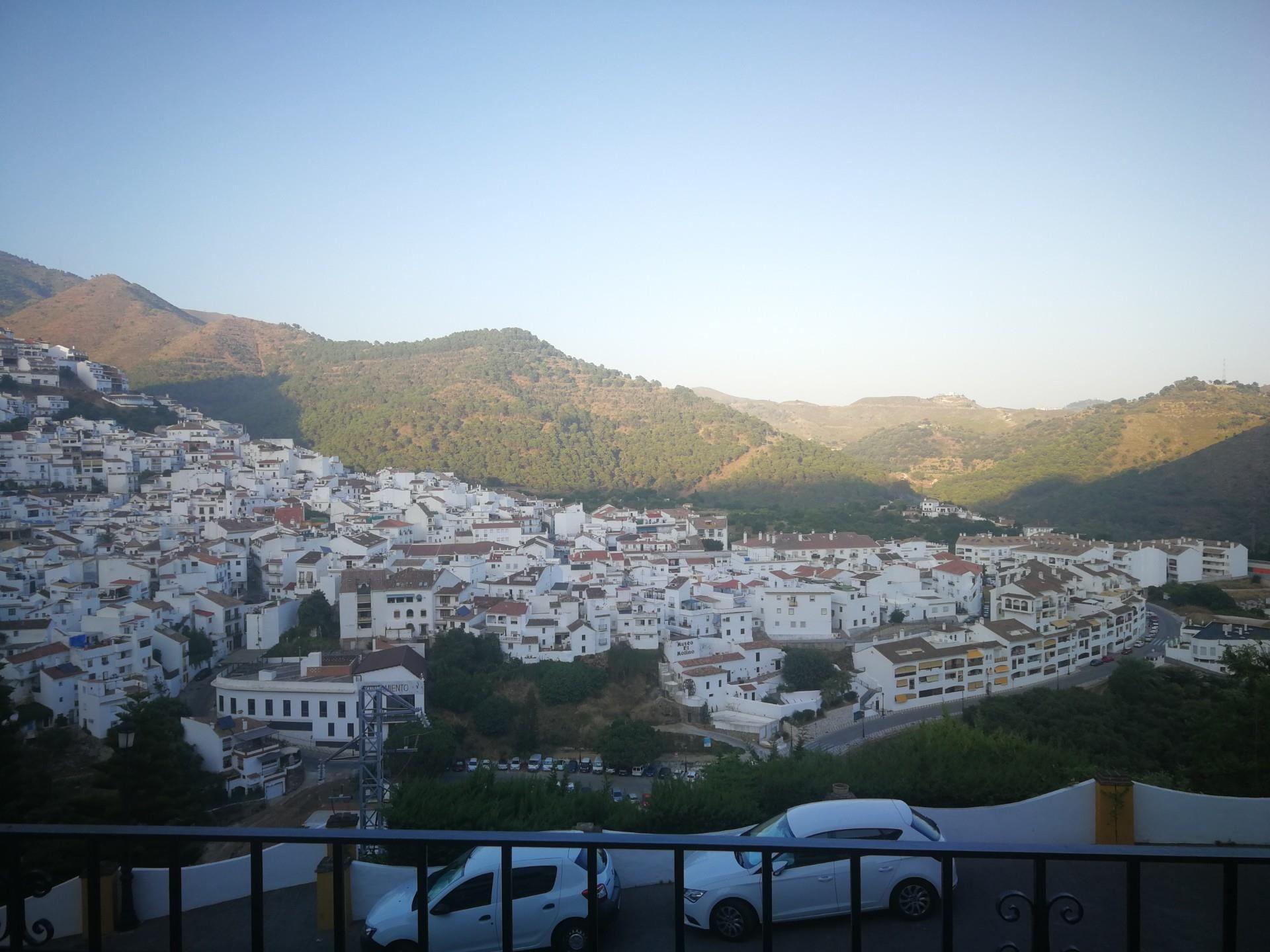 Piso de alquiler en A-7103, Ojén (Ojén, Málaga)