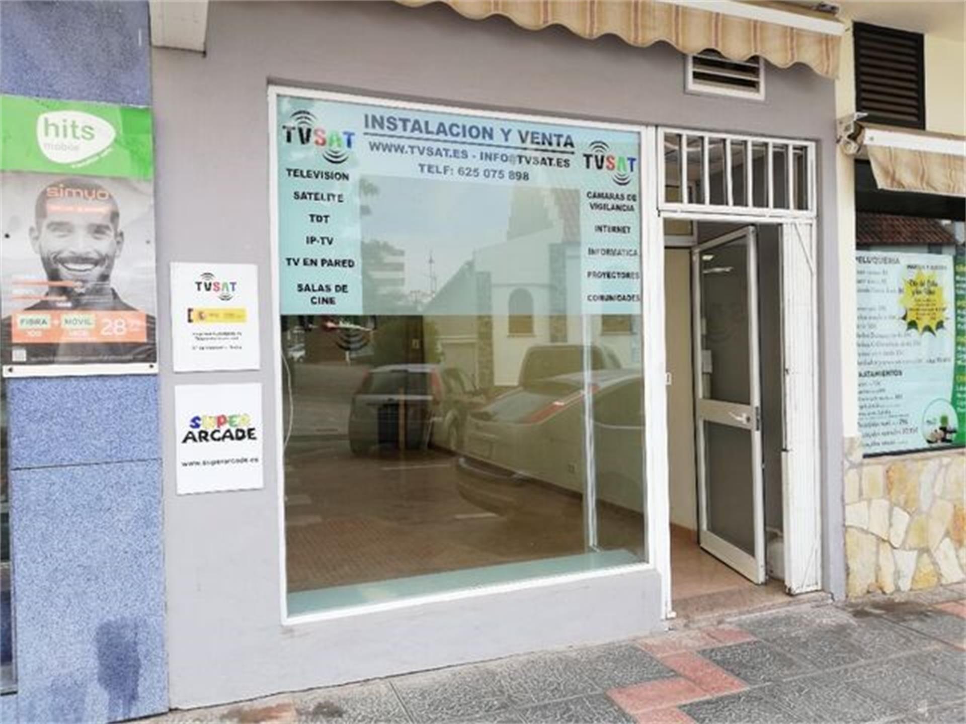 Local de alquiler en Plaza Rubén Darío, Los Árboles (Las Lagunas de Mijas, Málaga)