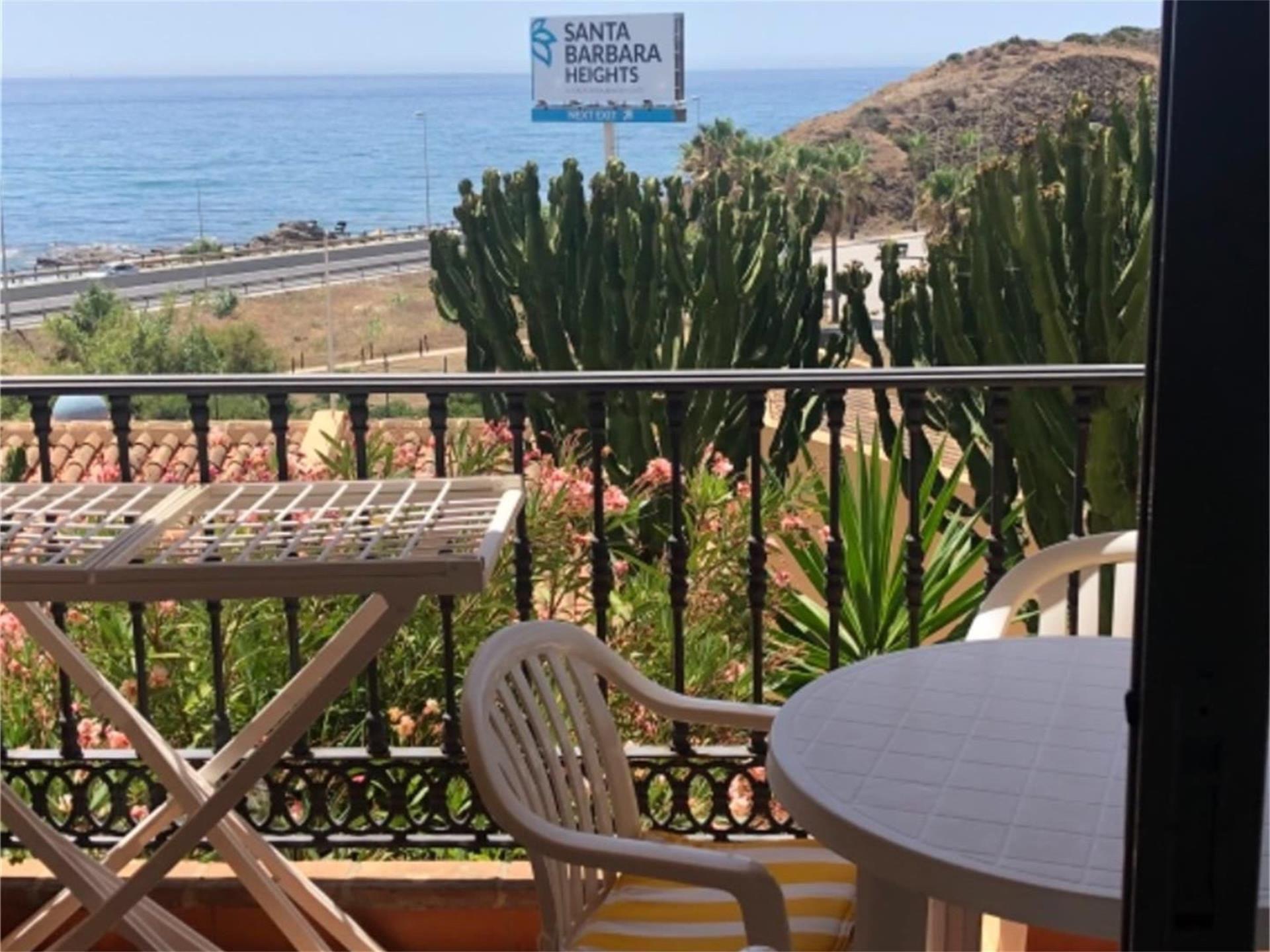 Apartamento de alquiler en Calle Fontana de Solvillas III, El Faro de Calaburra - Chaparral (El Faro, Málaga)