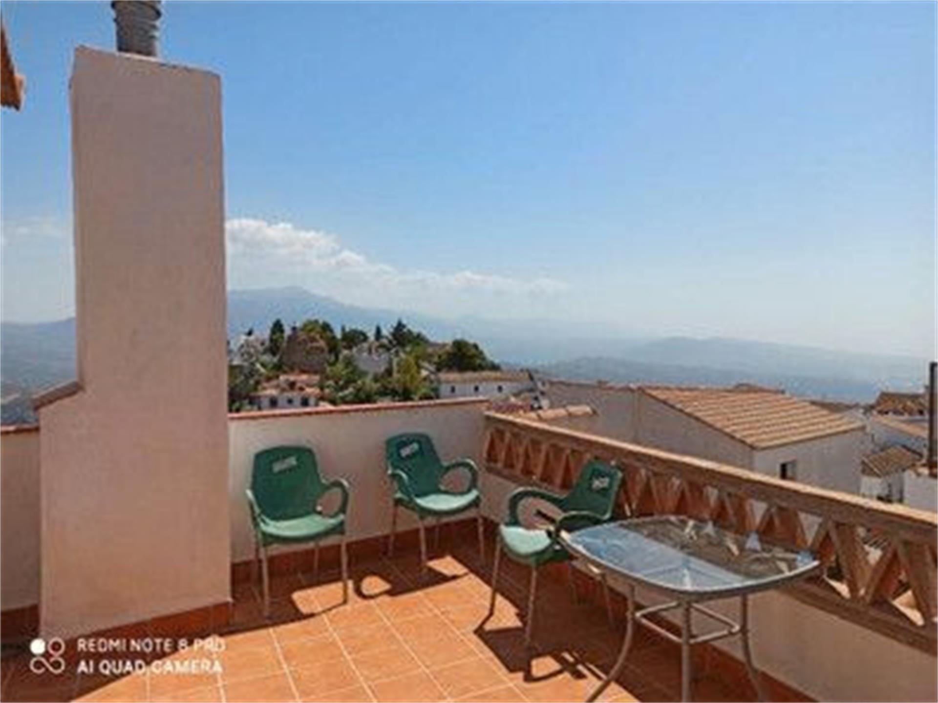 Casa o chalet de alquiler en Comares (Comares, Málaga)