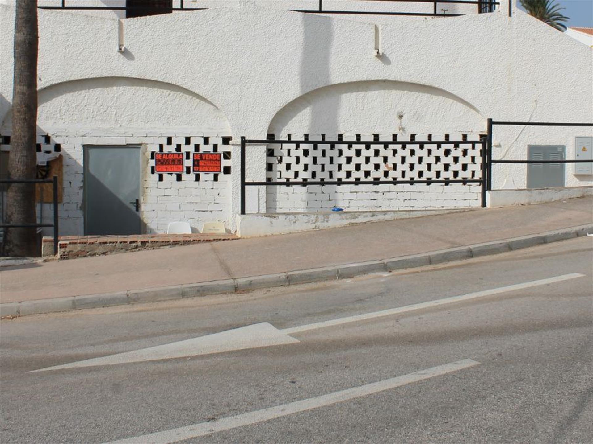 Local de alquiler en Calle de Mijas de el Faro, 13, El Faro de Calaburra - Chaparral (El Faro, Málaga)